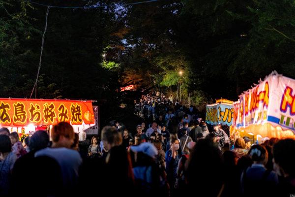 千歳神社秋季例大祭