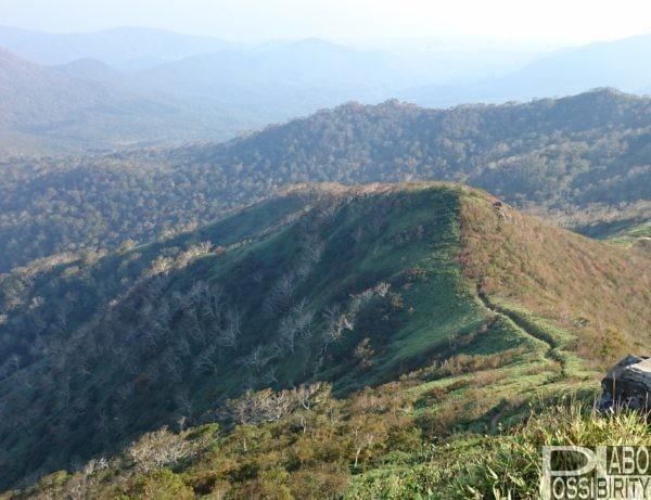オロフレ山