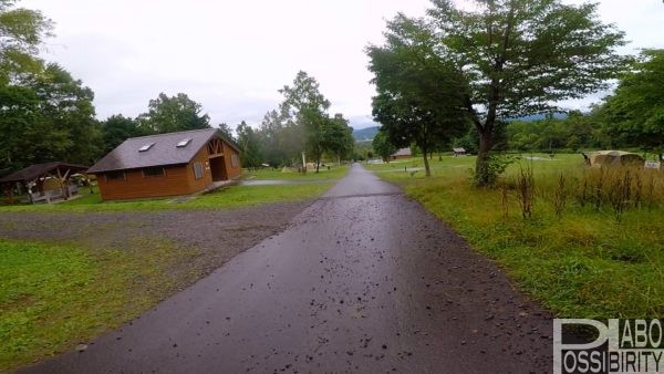 真狩キャンプ場