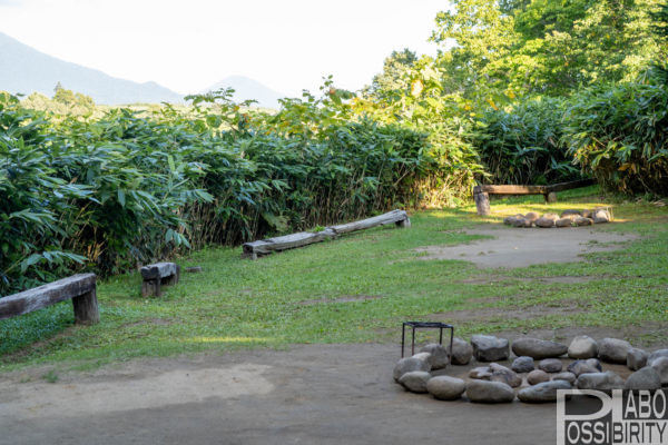 ニセコサヒナキャンプ場