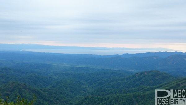 千歳支笏湖観光樽前山からの眺め