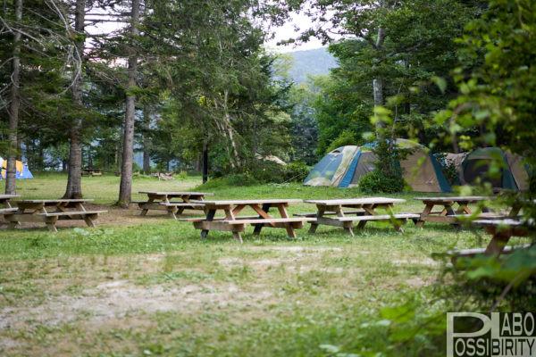 北海道キャンプ場,ペットOK,ドッグラン,犬同伴OK,サイト然別湖北岸野営場