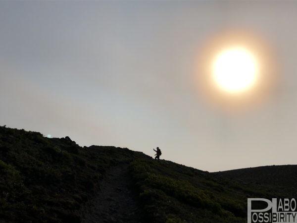 樽前山2019.7登山