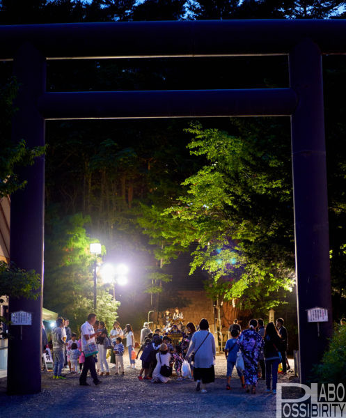 北海道千歳神社