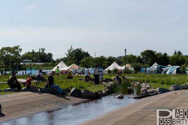 北海道おすすめキャンプ場,ファミリーキャンプ,遊具施設,子供連れ,家族,子ども向けしのつ公園キャンプ場