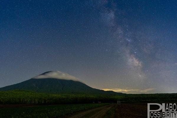 北海道,星空キャンプ,おすすめ,キャンプ場,天の川,星景撮影,こつ,どこで見れる,綺麗,きれい,スポット,場所,ニセコ