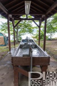 仲洞爺キャンプ場
