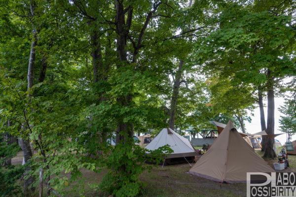 北海道格安キャンプ場,宿泊利用,1,000円以下,おすすめ,オートサイト,壮瞥町仲洞爺キャンプ場