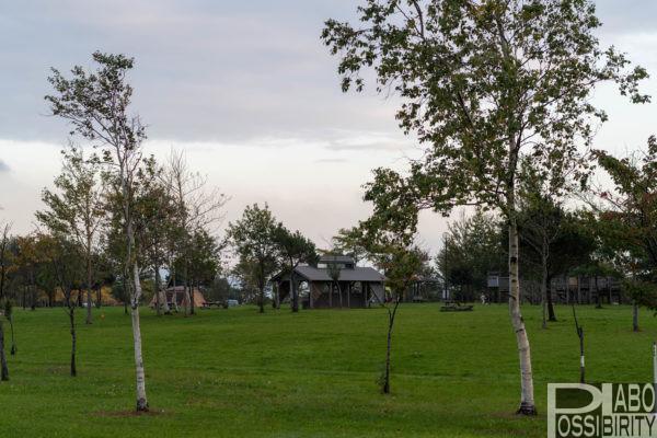 北海道キャンプ場,予約なし,おすすめキャンプ場,札幌近郊北海道南幌町三重緑地公園キャンプ場