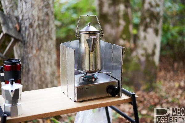 コベアキューブ,収納ケース,キャンプに最適,おすすめカセットコンロKoveaCube