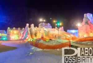 氷濤まつり2020北海道千歳支笏湖混雑予想&見どころ
