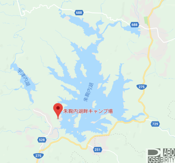 幌加内町,朱鞠内湖畔キャンプ場,サイト選び,電源,ペット