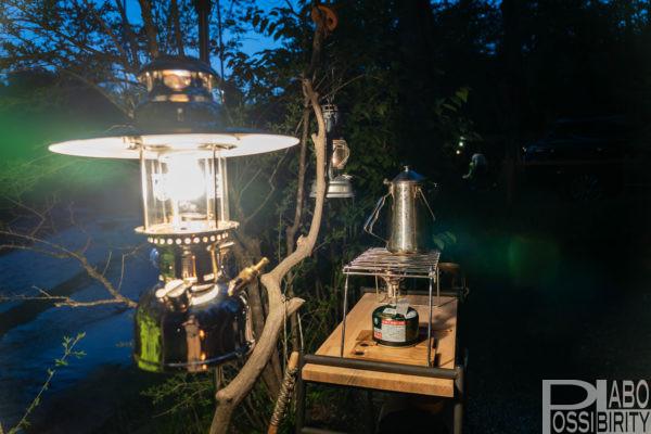 加圧式灯油ランタンPetromaxペトロマックスHK500ランタン