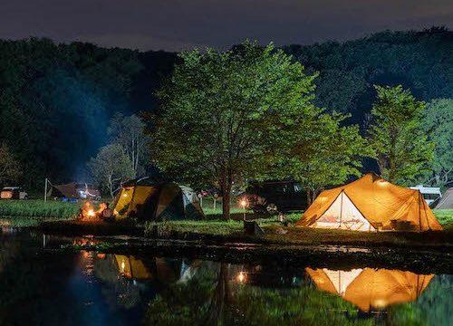 北海道格安キャンプ場,宿泊利用,1,000円以下,おすすめ,オートサイト,厚真町厚真大沼野営場