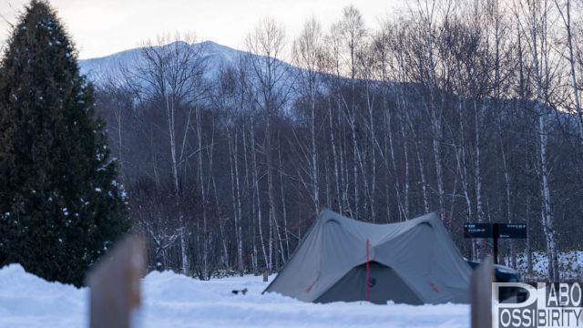 snowpeakスノーピーク十勝ポロシリキャンプフィールド帯広市北海道