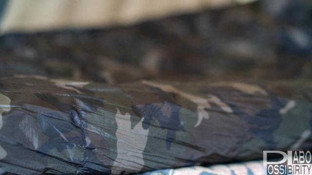 ナンガNANGAシュラフ寝袋オーロラ450DX山渓50周年コラボ