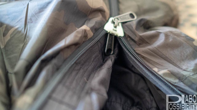 ナンガNANGAシュラフ寝袋オーロラ450DXCAMO山渓50周年コラボ