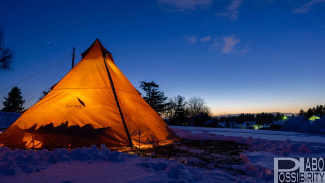 追分冬キャンプ2019年総括
