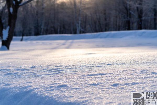 snowpeakスノーピーク十勝ポロシリキャンプフィールド帯広市北海道冬