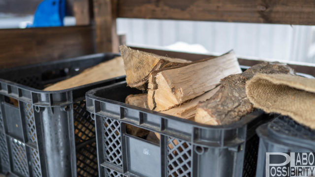エベツノマキヤサン江別市薪販売専門店焚き火・薪ストーブ用針葉樹・広葉樹