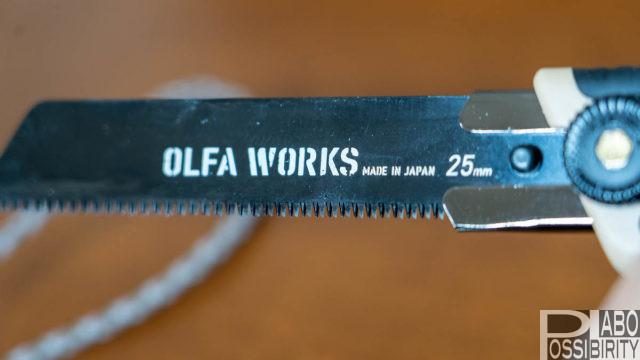 OLFAWORKSオルファワークス替刃式ブッシュクラフトナイフフィールドノコギリフィールドナイフ新ブランド
