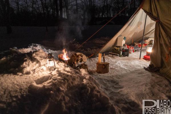 古山貯水池自然公園オートキャンプ場の冬営業が始まります!2020年最新情報由仁町