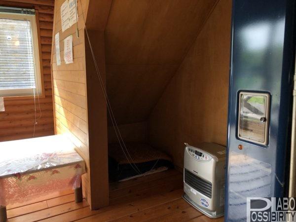 北海道,増毛,リバーサイドパークオートキャンプ場,コテージ,宿泊,体験記,予約,トイレ,キッチン,ゴミ回収,焚火,