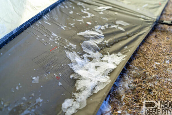 冬キャンプ,体験談,結露,凍る,テント内,発生する仕組み,原因,対策,対処,解決,方法,おすすめアイテム,湿度,温度差,通気性