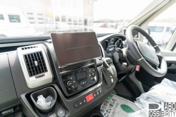 キャンピングカー,展示車,北海道,ブログ,ADRIA,アドリア,北広島キャンピングレンタルサービス工業,車中泊
