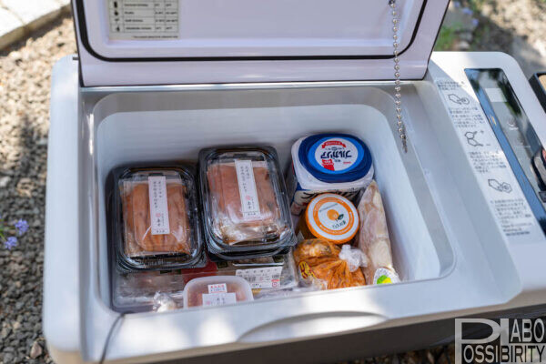 ポータブル冷蔵庫,車載冷温庫,LOSRECAL,18 L,消費電力,メリット,デメリット,キャンプ,車中泊,選び方,サイズ,容量,省エネ,静音,低電力,冷蔵,冷凍, 加温,