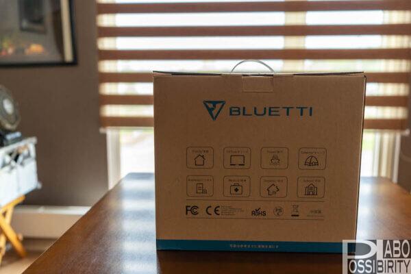 BLUETTI,ブルーティ,EB55,537Wh,ポータブル電源,小型,サイズ,重さ,キャンプ,防災,停電対策,アウトドア,車中泊,使用レビュー,ブログ,メリット,デメリット,安全性